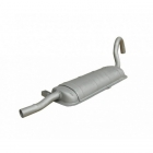 Глушитель 2101-2107 аналог ВАЗа ТД Глушитель