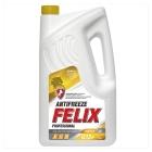 Антифриз (-45) G-12+ТС FELIX Energy (5кг) желтый
