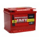 Аккумулятор 6-ст 60 Unix Professional new пр. поляр.