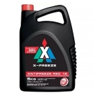 Антифриз X-freeze (5кг) красный