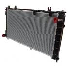 Радиатор охлаждения 2190, Datsun унивр.HOFER А/С +/- с 2012-15г. 708438 (HF708438)