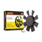 Электровентилятор радиатора 2106-2108 8 лопастей HOFER 626402 (HF626402)